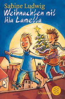 Büchereckerl: Weihnachten mit lila Lametta