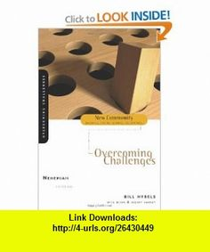 Nehemiah Overcoming Challenges (New Community Bible Study Series) (9780310280552) Bill Hybels, Kevin G. Harney, Sherry Harney , ISBN-10: 0310280559  , ISBN-13: 978-0310280552 ,  , tutorials , pdf , ebook , torrent , downloads , rapidshare , filesonic , hotfile , megaupload , fileserve