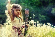 Enfant des Fleurs.