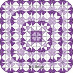 Inklingo Winding Ways Design Book