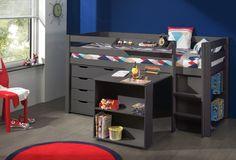 Łóżko piętrowe dla dzieci Pino http://dladziecka-net.pl/