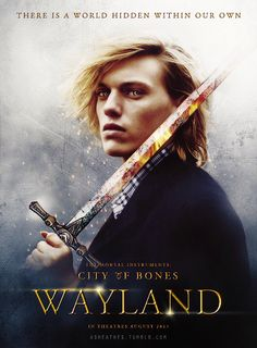 Jamie Campbell Bower. He will play the perfect Jace in The City Of Bones