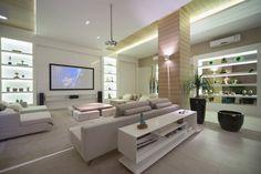 móvel home theater arquitetura - Pesquisa Google