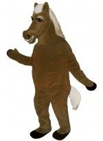 Mascot costume #1504-Z Horace Horse