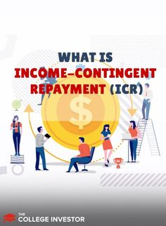 Income-Contingent Repayment (ICR) is a student loan repayment plan than can help with loan forgiveness, especially for Parent PLUS Loans. Federal Income Tax, Federal Student Loans, Student Loan Debt, Student Loan Repayment, Loan Consolidation, Student Loan Interest, Student Loan Forgiveness, Managing Your Money, Investing Money