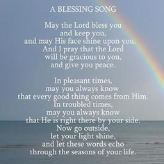 """(clic on pic)- if it doesn't play, clic on 1st square below pic that has the 2 lines inside. A Blessing Song from me to you  to thank-you for following """"PINNING FOR THE LORD"""" board <3- Please take time to listen to this short & beautiful song!!! Blessings to you always<3"""