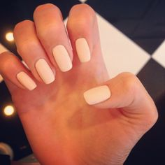 Simply nude #Nails