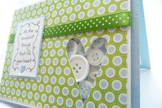 Baby Boy Shower Card Baby boy Announcement Card by periwinklecards, $4.50