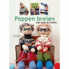 Poppen Breien | Haakboeken | kreazin