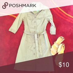 Safari anyone🐅🐫🐘? Olive Green Safari dress by Boden, 10 Tall. 97% Cotton, 3% Elastane. Machine wash Boden Dresses Midi