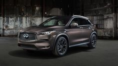 Infiniti The new mid-range crossover has been revealed prior to its launch at the LA Auto Show Honda Crv, Cadillac, New Infiniti, Infiniti Q50, Nissan Infiniti, Mercedes Benz, Toyota, Automobile, Luxury Crossovers