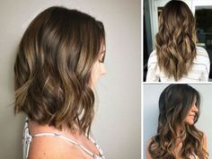 """La nueva tendencia en cabello castaño:""""bronde hair"""""""