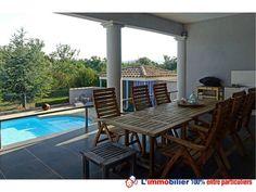 En quête d'une villa avec piscine dans l'Aude pour votre projet d'achat immobilier ? Cette maison vous attend à Saint-Couat-d'Aude entre particuliers. http://www.partenaire-europeen.fr/Actualites-Conseils/Achat-Vente-entre-particuliers/Immobilier-maisons-a-decouvrir/Maisons-entre-particuliers-en-Languedoc-Roussillon/Maison-contemporaine-plain-pied-piscine-chauffage-sol-grand-terrain-ID2725234-20150705 #maison