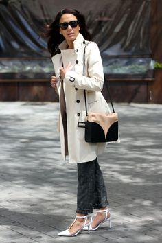 #streetstyle #trench #fashion