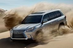Cool Lexus 2017: Lexus India has launched its full-size luxury SUV in the country. The Lexus LX 4... Cars