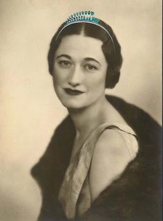 The 'new' bridal extra, which Wallis Simpson wore to her wedding with Edward Vlll, was a gold coin, which she carried in her left shoe. It had been minted for Edwards coronation.