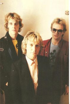 The Police c.1979      :)