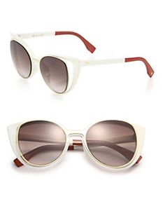 Fendi - Cat's-Eye 51MM Sunglasses