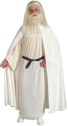 Disfraz Gandalf el Blanco, El Señor de los Anillos