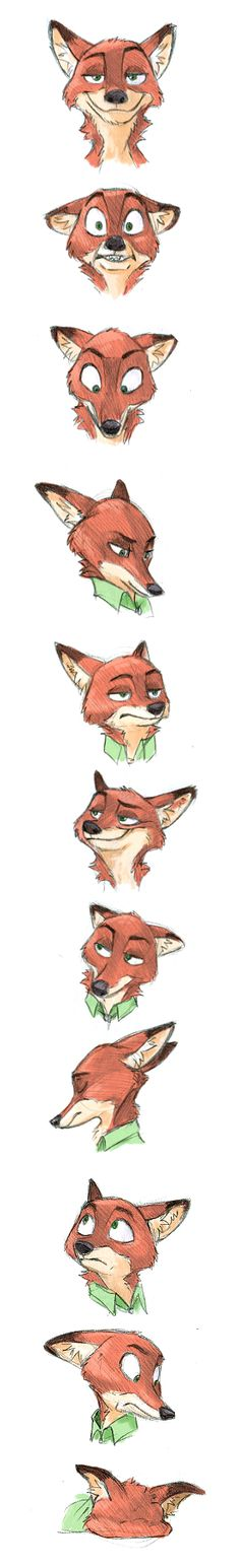 """Zootopia"" by Nick Wilde* 