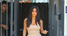 Here's the Intense Workout Routine That Caused Kim Kardashian to Lose All That Weight