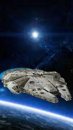 Star Wars - Star Wars Ships - Ideas of Star Wars Ships - Star Wars Star Wars Fan Art, Star Trek, Stargate, Cadeau Star Wars, Harison Ford, Constellations, Nave Star Wars, Star Wars Spaceships, Images Star Wars