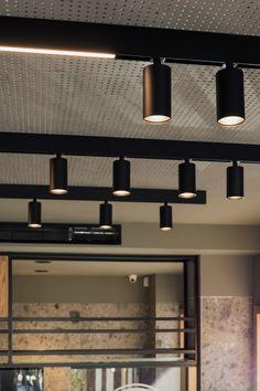 Delta Light, Led Light Fixtures, Light Project, User Interface Design, User Experience, Lighting Design, Wine Rack, Storage, Home Decor