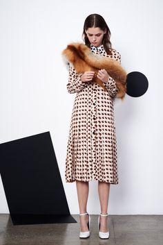 Derek Lam Resort 2016 Fashion Show - Look 10
