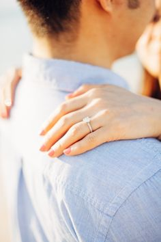 Gorgeous wedding ring shot by: Photographs by Caileigh
