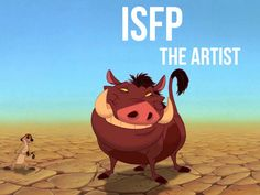 I got: Pumba!! What Is Your Disney Personality Type? Wow that was really cool! Mackenzie