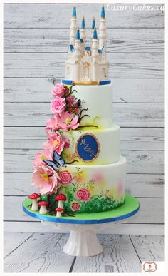 Wedding cake - Cake by Sobi Thiru