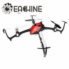 Eachine 3D X4 2.4G 4CH 6 Gyro RC Quadcopter With LED RTF