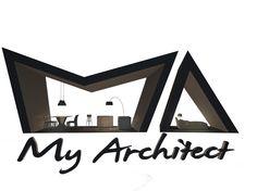 Logo My Architect - 3D Version