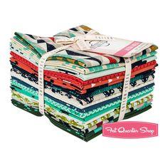 Mesa Fat Quarter Bundle<BR>Alexia Abegg for Cotton   Steel Fabrics