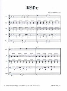 Marimba mojo!: More Zimbabwean-style pieces for Orff instruments: Walt Hampton: 9780937203866: Amazon.com: Books