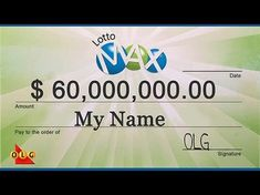 Win Lottery: Lottery Dominator - How to Win Lotto Max - Powerful Lotto Winning Affirmation - LIFEWAYSVILLAGE. - I could not believe I was being called a liar on live TV right after hitting my lottery jackpot! How to Win the Lottery Lotto Max Winner, Lottery Winner, Lottery Tickets, Winning The Lottery, Lotto Lottery, Lottery Tips, Wealth Affirmations, Law Of Attraction Affirmations, Positive Affirmations