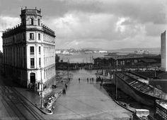 Edificio cigarreras 1945