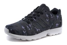 Discover all your favorite of Adidas Originals ZX Flux and pay the lowest money. Camo Men, Adidas Zx Flux, Mens Shoes Sale, Men S Shoes, Adidas Originals Zx Flux, Adidas Superstar, Steel Bike Frames, Zx Flux Black, Black Running Shoes
