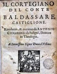 El cortesano. Baltasar de Castiglione.