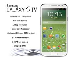 Samsung Galaxy S IV News & Rumors Roundup - Here's a roundup of rumors and news about this marvel of Samsung Galaxy S IV. If there's anything in the world that's updating frequently, then it's the smartphones. It all started with Apple and now it's Samsung! The Android world is now anticipating the Samsung's upcoming flagship device – Samsung Galaxy S IV.