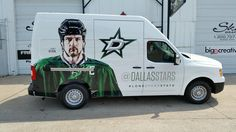 SkinzWraps Vehicle Wraps Galleries display our previous projects for truck wraps, fleet wraps, car wraps, other services for a variety of business owners. Van Wrap, Hockey Teams, Custom Vinyl, Recreational Vehicles, Dallas, Wraps, Gallery, Car, Automobile