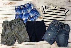 Lot of Baby Toddler Boy Clothing 12 18 24M Baby Gap Polo Gymboree Shorts Top | eBay