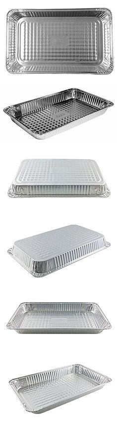 "Handi-Foil Full-Size Medium Aluminum Foil Steam Table Pan (2-3/16"" Deep)( Pack 50)"