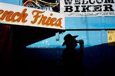 American Color 2.  Constantine Manos.   USA. Daytona Beach, Florida. 1997.  Magnum Photos Photographer Portfolio