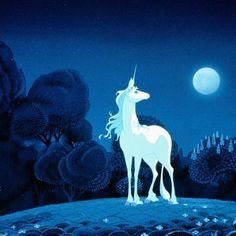 The Last Unicorn ( Movie Trailers )  i still cry at htis move