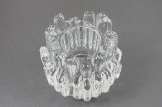 Kosta Boda Polar Candleholder by Goran Worff by StevieSputnik, $25.00