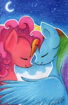 7739fe7fe8a 26 Best Rainbow Dash x Pinkie Pie