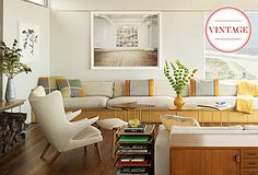 A Nod to Mod: Midcentury Decor