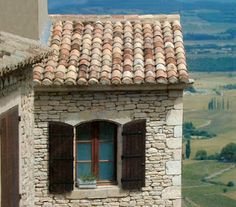 From Purdue to Provence: Getting a New Roof: Icing on the Cake