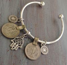Bangle Bracelet Bohemian Bracelet European Bracelet by indietiez